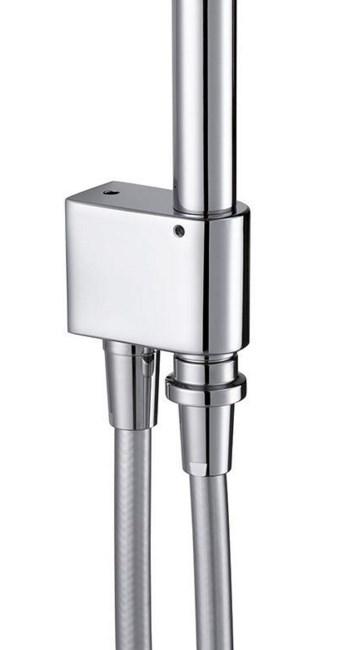 Душевая стойка jacob delafon eo e11716 cp икея мебель для ванны